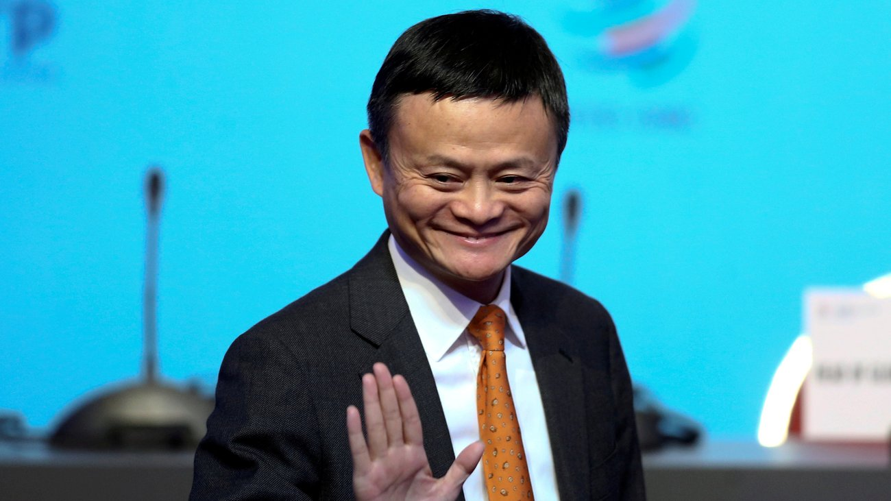 Alibaba's Jack Ma to step down in Sept 2019, CEO Daniel Zhang to become chairman
