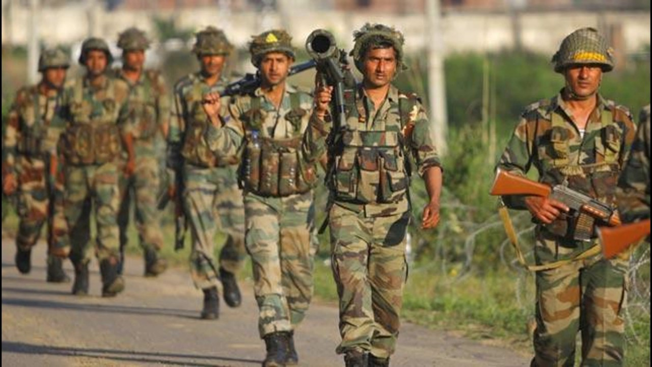 Indian Army to cut 150,000 jobs as force plans to go 'lean and mean'