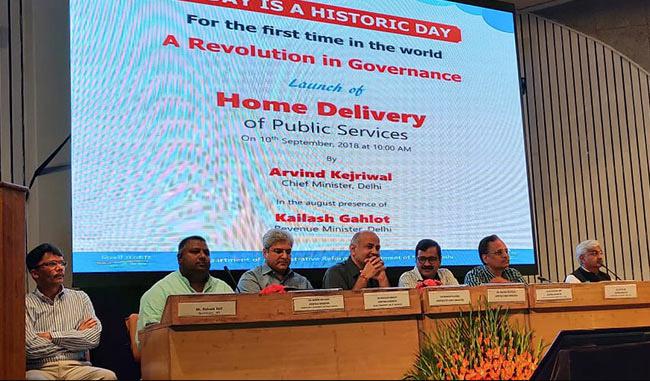 On Day 1 Of Arvind Kejriwal