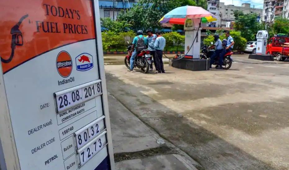 Fuel prices increase again, petrol above Rs 80 in Delhi, rates touch a new high in Mumbai