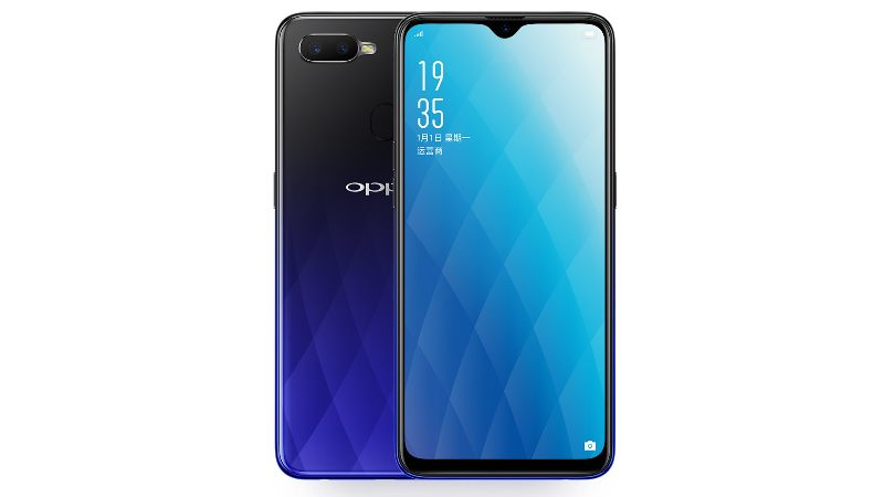 Oppo A7X With Waterdrop Notch, 128GB Storage Launched: Price, Specifications