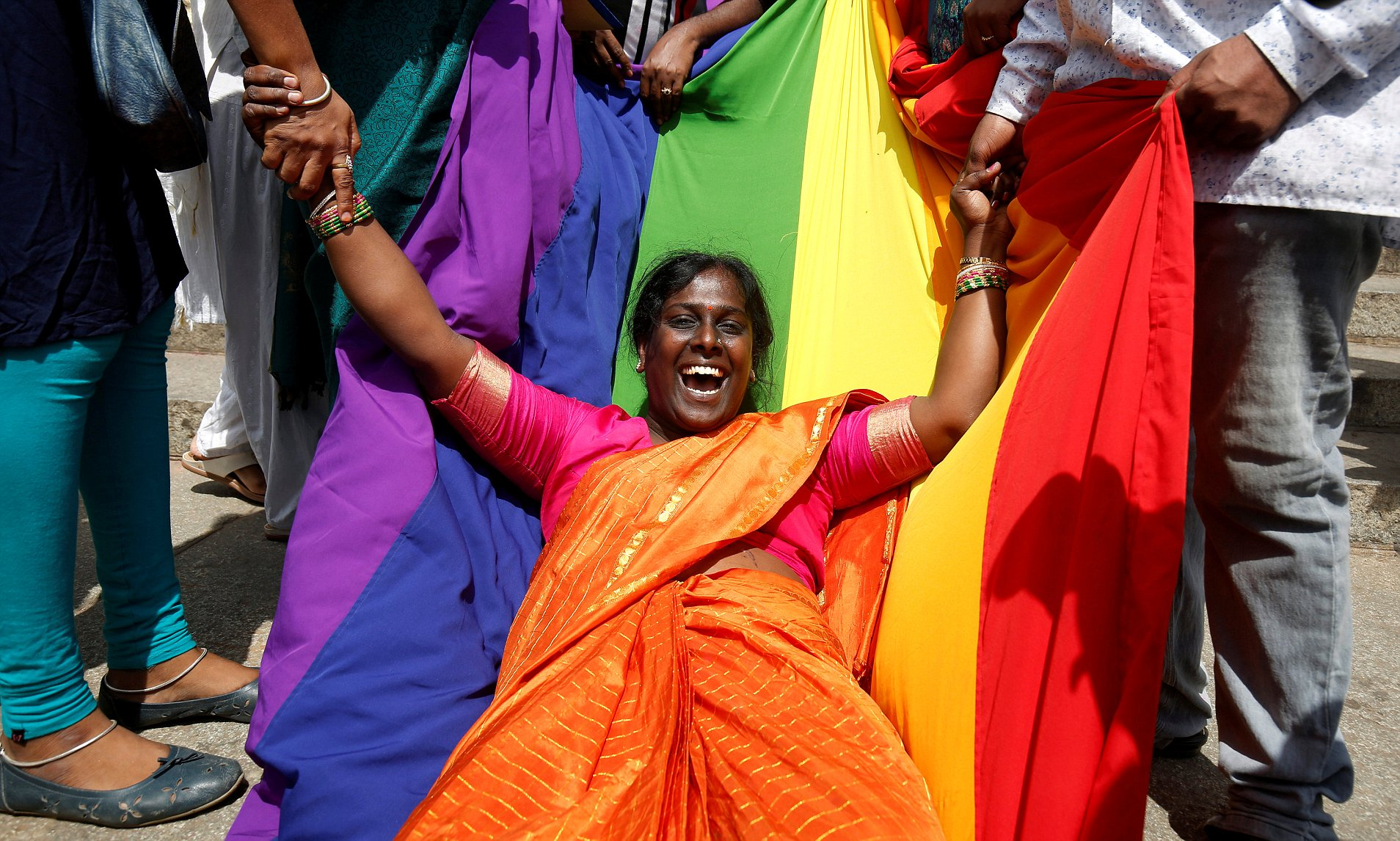 Section 377 explained after India