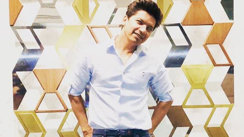 Shaan teams up with son for