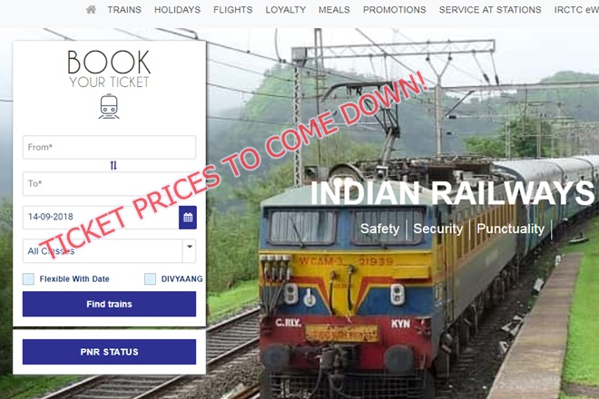 Relief for passengers! Train ticket prices to go down as Indian Railways looks to dilute flexi-fare scheme