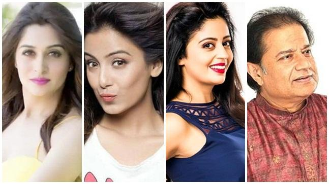 Bigg Boss 12 official list is here; 6 celebrities and 6 jodis to be locked inside the house