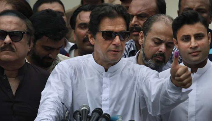We have no money to run Pakistan, God has created a crisis to change us: Imran Khan
