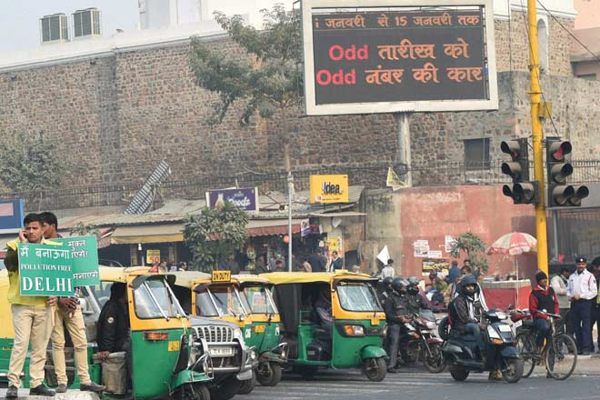 Odd-Even Rule coming back! Scooters, bikes also included so get ready for chaotic public transport