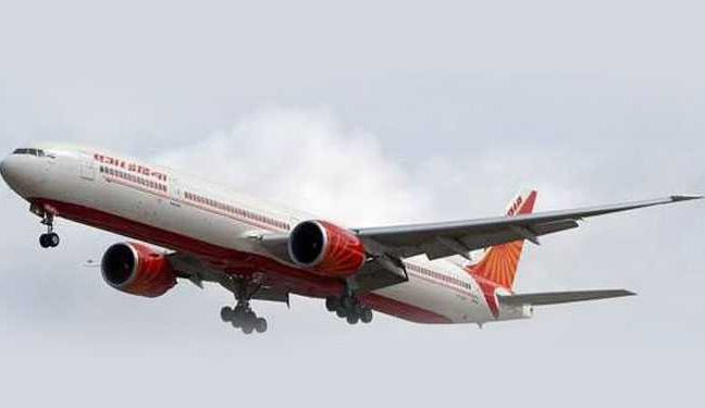 With 370 On Board, Air India Flight Over US Reported A Pilot