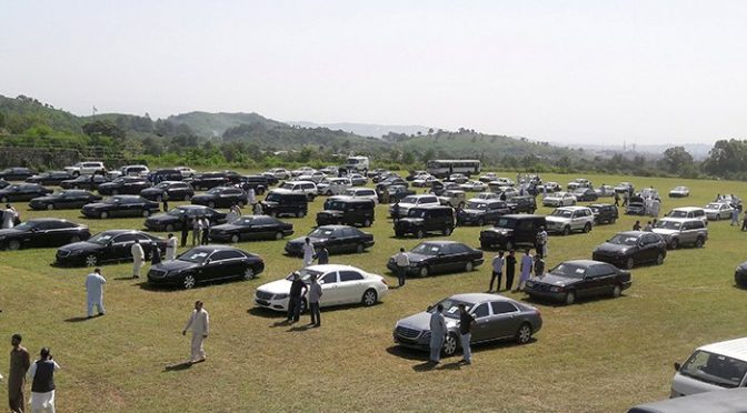 As promised, Imran Khan govt sells 70 luxury cars including Mercedes, BMW
