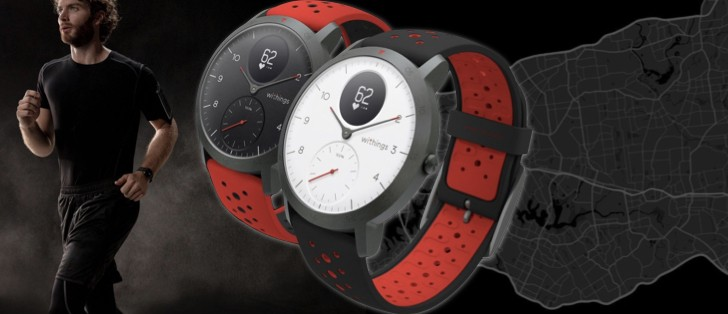 Withings launches Steel HR Sport hybrid smartwatch