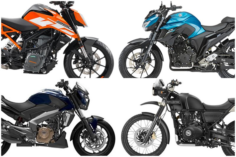 Fastest & most powerful bikes in India under Rs 2 lakh: From Bajaj Pulsar RS 200 to KTM 250 Duke