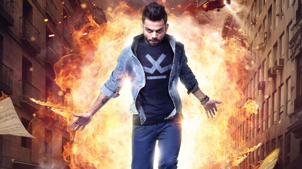 Trailer The Movie: Virat Kohli shares poster, announces