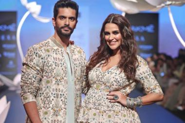 This is Why Neha Dhupia Kept Her Pregnancy a Secret