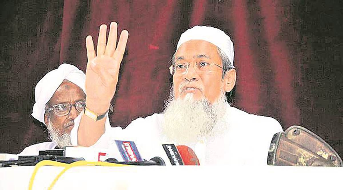 On triple talaq, minister says Quran will prevail, not law or Constitution