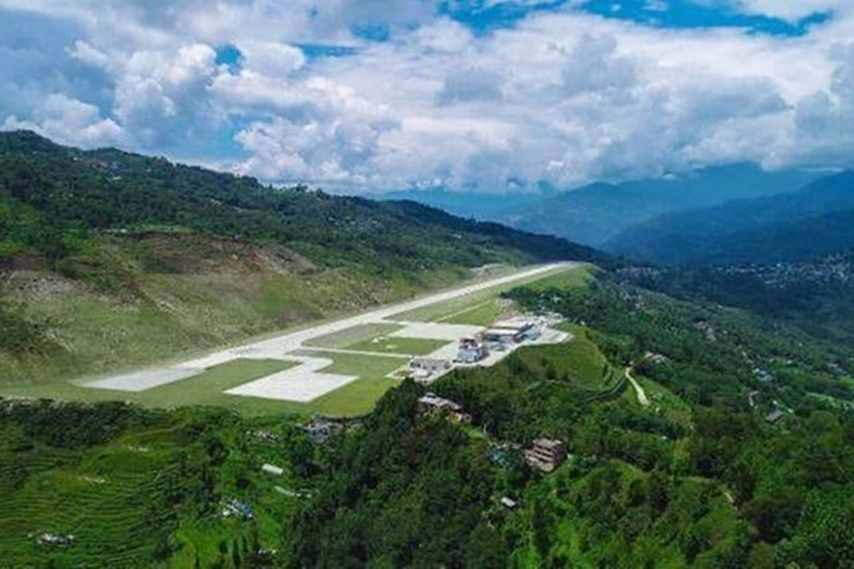 Pakyong airport inaugurated by PM Modi! These 8 images, facts of Sikkim's 1st airport will leave you awestruck