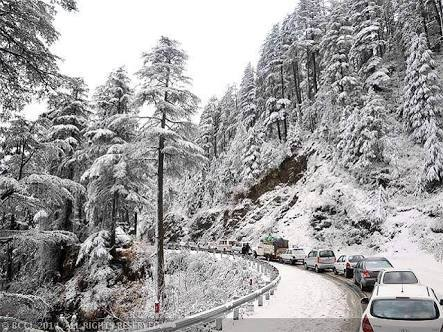 Himachal Pradesh snowfall: 35 IIT students among 45 trekkers missing in Lahaul and Spiti