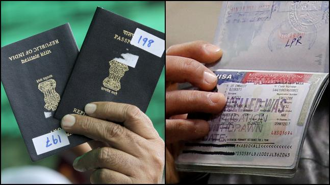 What is the difference between passport and visa?