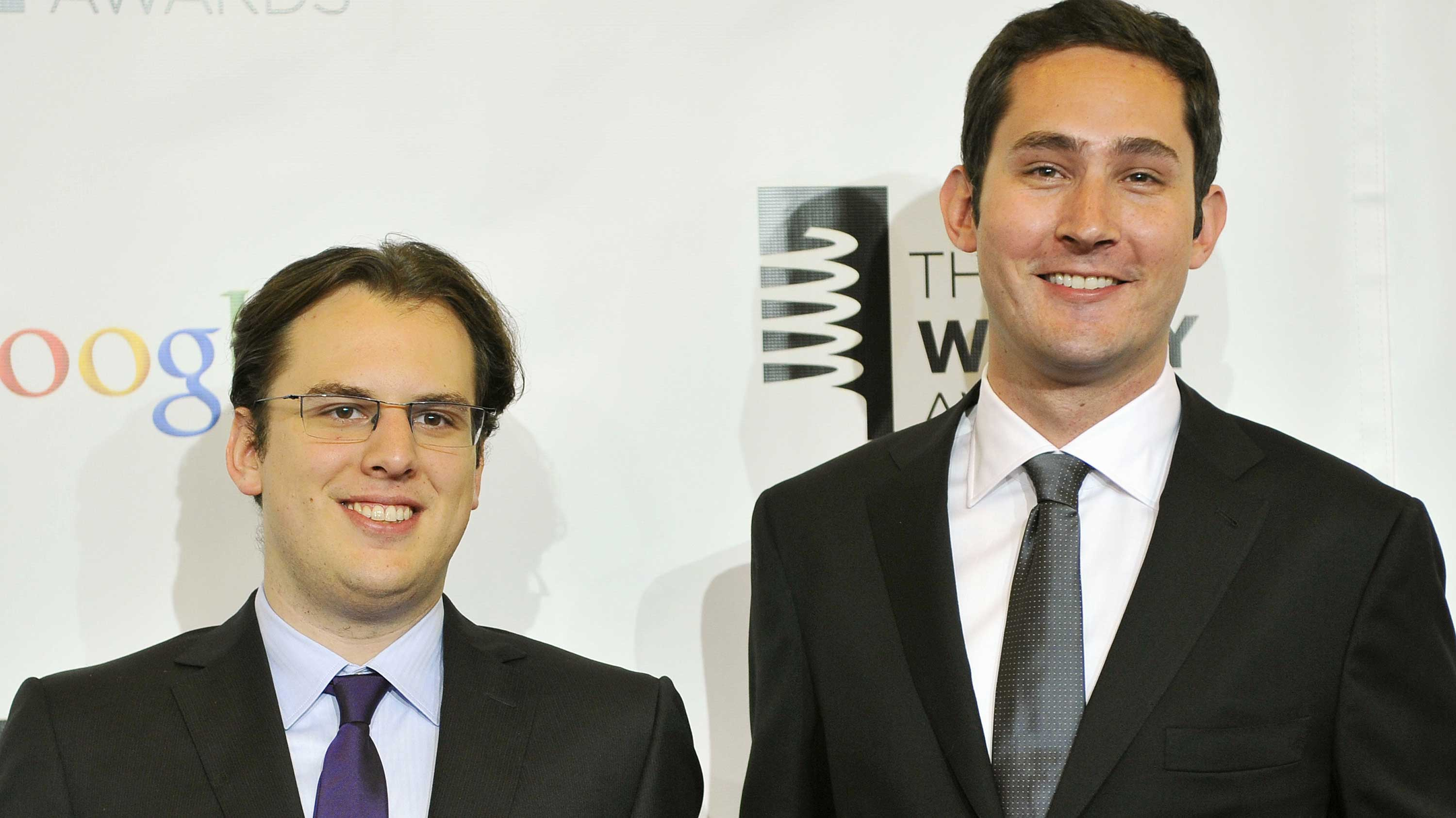 Instagram co-founders, CEO Systrom and CTO Krieger, resign