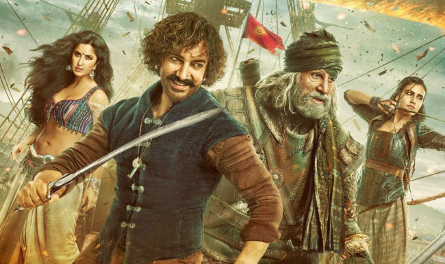 Thugs Of Hindostan: Aamir Khan