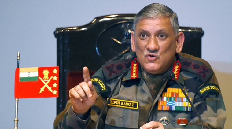 Believe In The Need For Another Surgical Strike: Army Chief Bipin Rawat