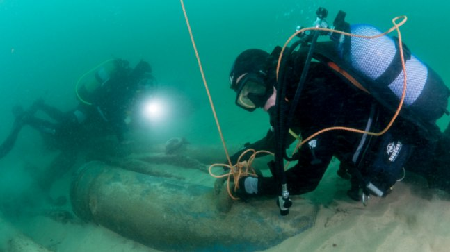 Ship carrying Indian spices that sank 400 years ago found near Lisbon