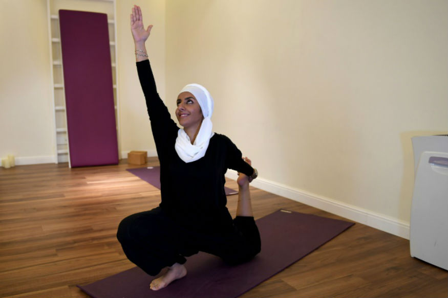 Saudi Arabia Stretches Towards Fitness, Embraces Yoga