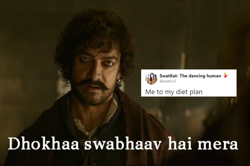 This Scene Between Aamir Khan and BigB From