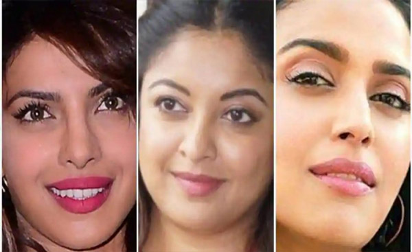 Tanushree Dutta sexual harassment claim: From Priyanka Chopra to Salman Khan, Bollywood finally speaks up