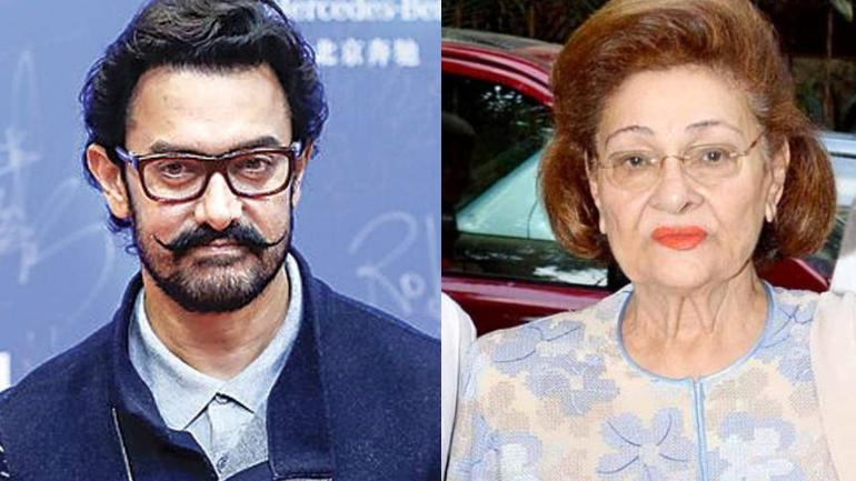 Aamir Khan remembers Krishna Raj Kapoor: She was an institution in living life
