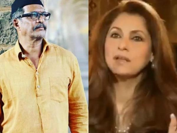 Viral video! When Dimple Kapadia opened up about Nana Patekar