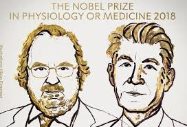 James Allison, Tasuku Honjo win Nobel Medicine Prize for cancer research