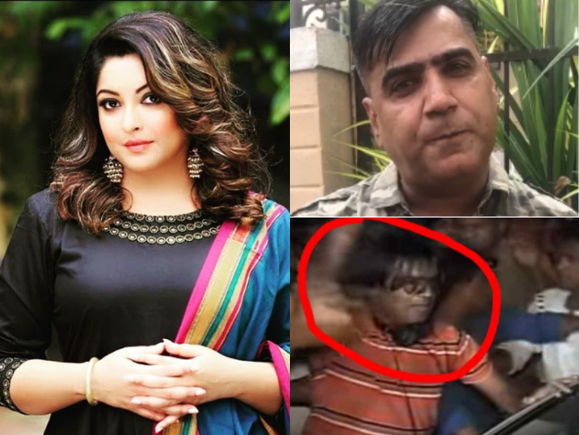 Exclusive: Man attacking Tanushree in viral-video breaks his silence