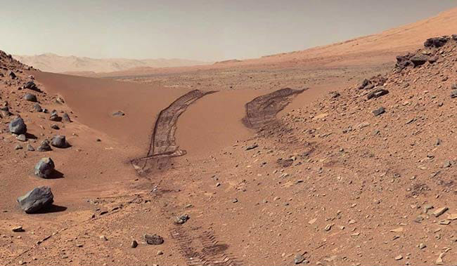 For $20 Per Kg, You Can Now Order Experimental Soil From Mars