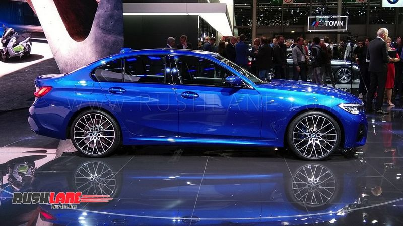 2019 BMW 3 Series luxury sedan debuts in Paris – India launch next year