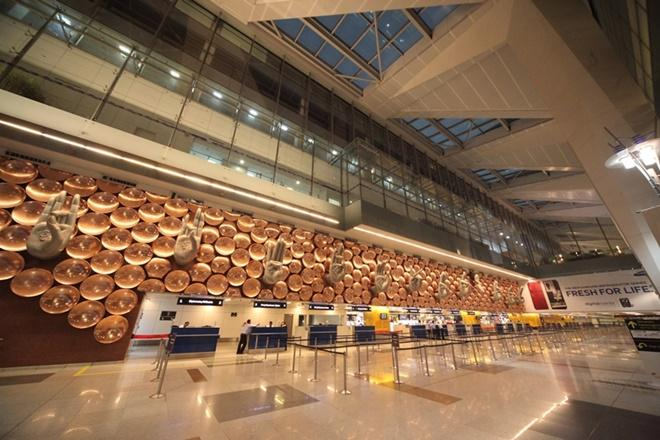 Delhi's Indira Gandhi International Airport emerges most preferred gateway to India for foreign travellers