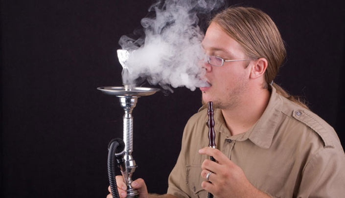 Hookah Smoke Contains Cancer-Causing Chemical