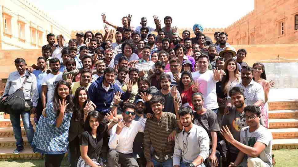 Housefull 4 team wraps up shooting schedule in Rajasthan