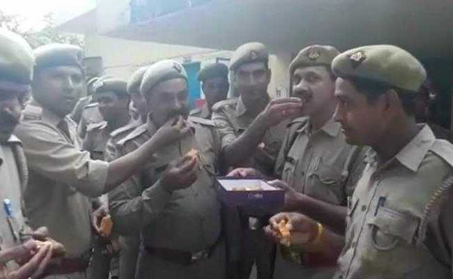 UP Police Sees Biggest Mass Promotion, Over 25,000 Constables Elevated