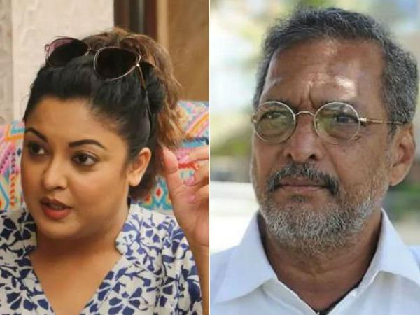 Tanushree Dutta sexual harassment row: FIR filed against Nana Patekar, others under sections 354, 509 of IPC