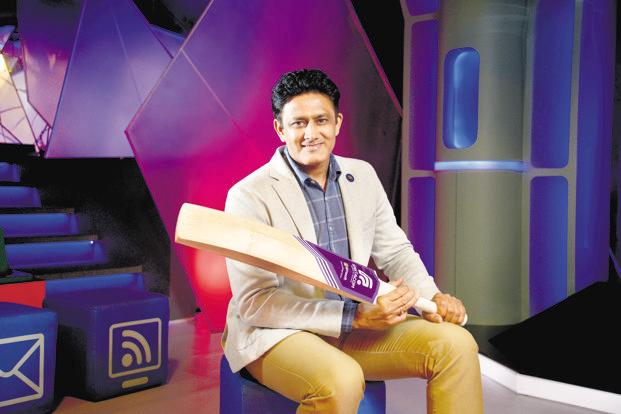 Anil Kumble's Spektacom unveils power bat to track batting analytics