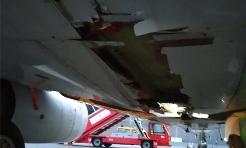 Damaged Air India Plane Flew For 3 Hours, Clueless Pilot Asked To Divert