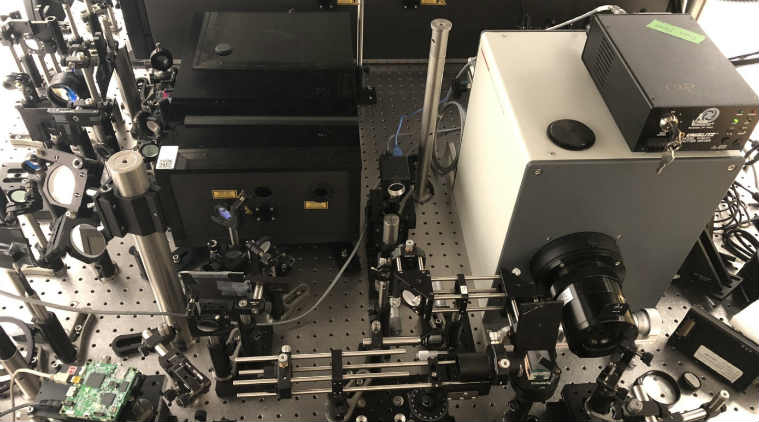 World's fastest camera can 'freeze time', capture light in slow motion