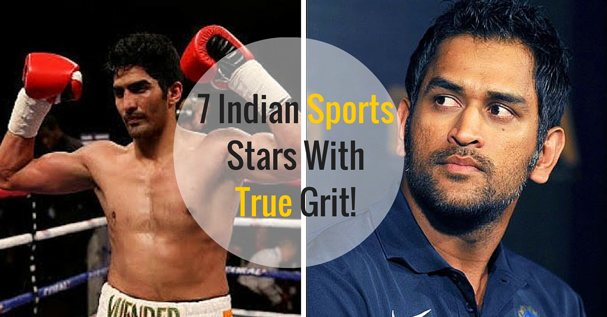 These 7 Rags to Riches Stories of Great Indian Sports Stars Are EPIC