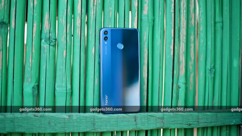 Honor 8X With Dual Cameras Launched in India: Price, Specifications