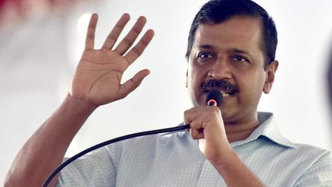 AAP is 'kangaal', donate so we can contest polls, appeals party chief Arvind Kejriwal