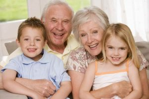 Study Says Grandparents Who Babysit Their Grandchildren Live Longer