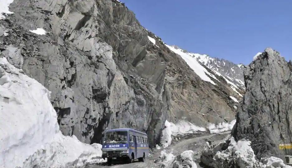 At 5,360 meters above sea level, Bilaspur-Manali-Leh rail line to be world's highest