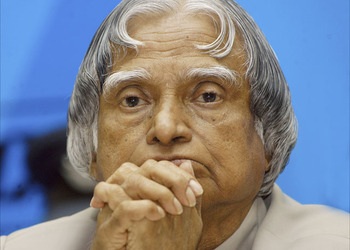 A P J Abdul Kalam's Only Regret
