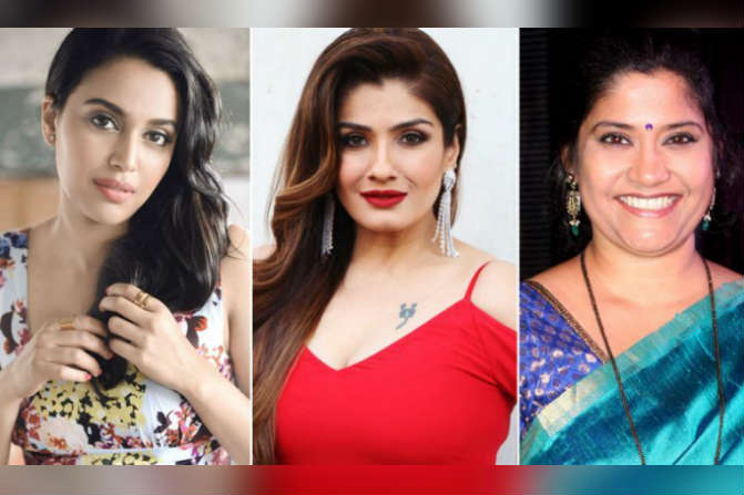 Swara Bhasker, Raveena Tandon, Renuka Shahane named as members of CINTAA committee
