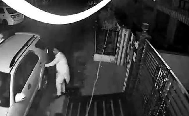 CCTV Footage Shows Amritsar Event Organiser Fleeing Home After Tragedy